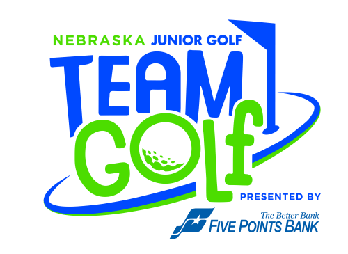 Nebraska Junior Golf Team Golf Logo
