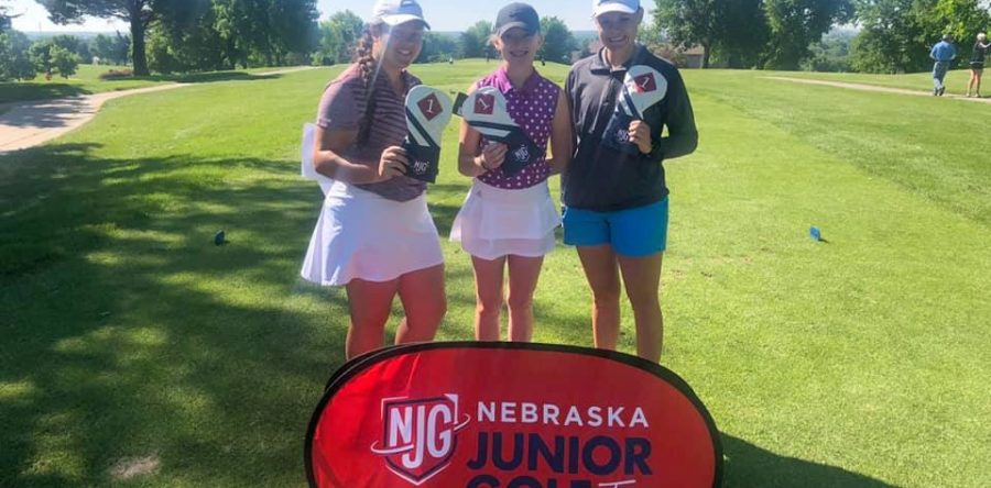 Kearney Country Club Hosts Day 1 of the Kearney Junior Classic