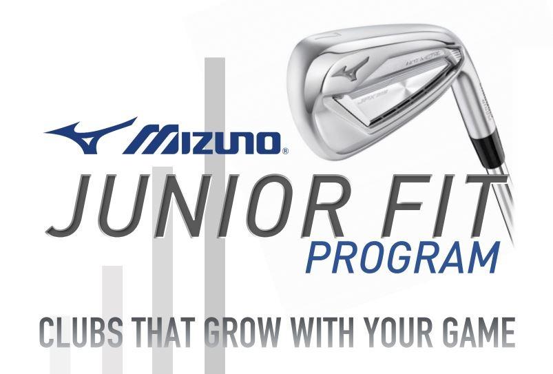 Mizuno Junior Fit Program